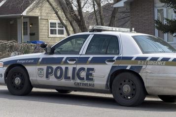 Gatineau: un coup de feu déclenche une poursuite, un homme arrêté