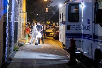 Féminicide présumé dans Parc-Extension Le corps du suspect aurait été retrouvé à Laval)