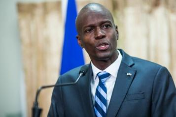 Haïti Début de la période de deuil pour Jovenel Moïse)