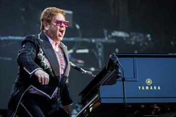 Elton John reviendra à Montréal pour deux spectacles