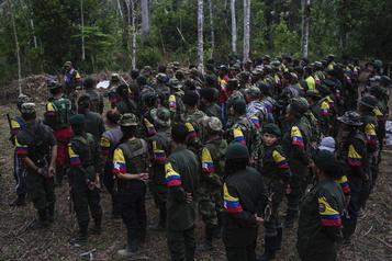 Colombie: le chef des ex-FARC confesse «haïr» ce qu'était son organisation)