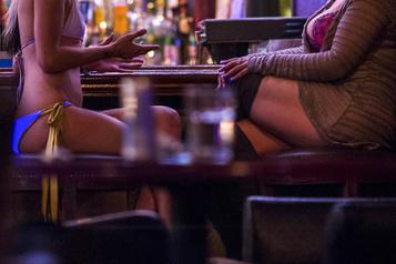Débat houleux à Washington sur la légalisation de la prostitution