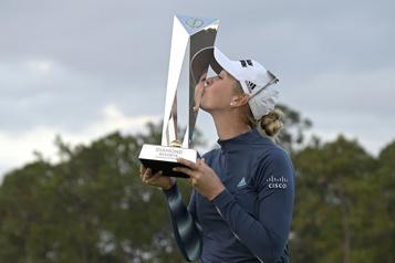 Jessica Korda gagne le Tournoi des championnes)