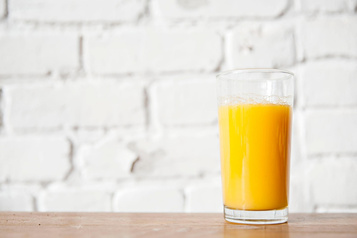 Le jus d'orange en renfort?
