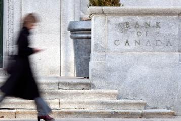 La Banque du Canada surveille l'endettement des ménages)