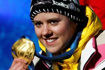 Ski alpin: l'Allemande Viktoria Rebensburg arrête sa carrière)