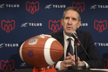 Alouettes de Montréal Le président croit en une saison complète... devant les partisans)