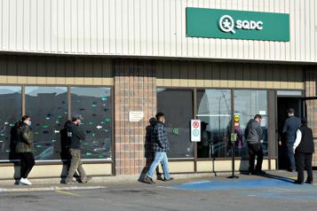 La SQDC double ses profits à 23,3 millions)