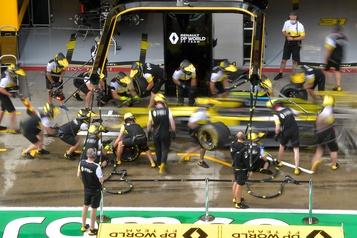 Chambardée par la pandémie, la saison de F1 s'amorce ce week-end)