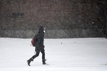 Jusqu'à 30cm de neige ce week-end dans certaines régions)