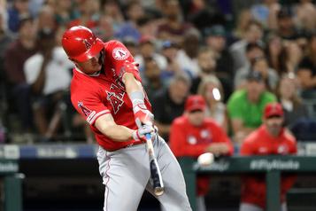 Le Baseball majeur dévoile ses finalistes, Trout encore en lice