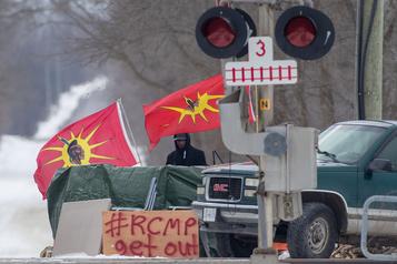 L'industrie manufacturière presse Trudeau de rétablir le transport ferroviaire