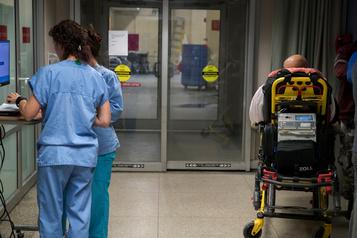 Deuxième journée sans heures supplémentaires pour les infirmières