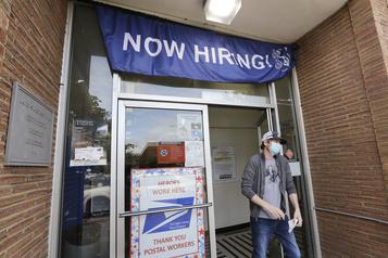 États-Unis: 1,3 million de nouveaux inscrits au chômage en une semaine)