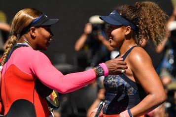 Internationaux d'Australie Naomi Osaka bat Serena Williams et se qualifie pour sa deuxième finale)