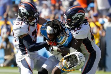 NFL: plus de commotions en matchs préparatoires