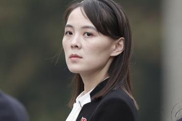 Séoul doit abandonner sa «politique hostile», exige la sœur de Kim Jong-un)