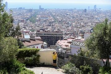 Les plages et parcs désormais ouverts à Barcelone)