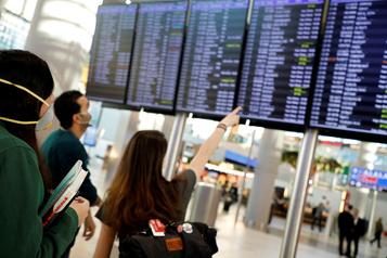 Turquie: bloqués à l'aéroport, 1500 étrangers placés en confinement
