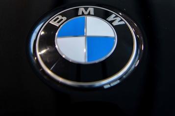 États-Unis Amende de 18millions de dollars pour BMW pour avoir gonflé ses ventes)