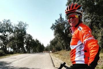 Giro Rosa Karol-Ann Canuel défendra le maillot rose de sa coéquipière à la dernière étape)