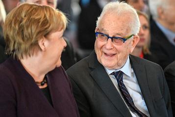 75 ans après la Shoah, les survivants à l'honneur en Allemagne