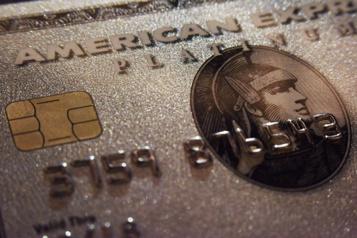 American Express profite du rebond des dépenses)