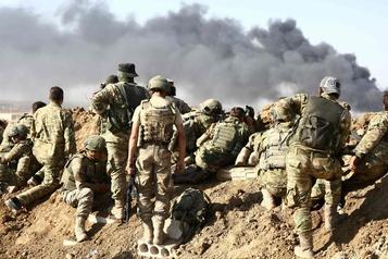 Syrie: combats intenses entre forces turques et kurdes pour le contrôle d'une ville clé