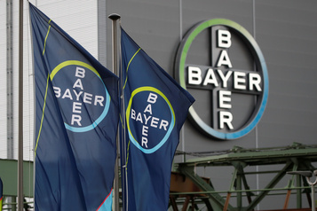 Bayer dans le rouge au deuxième trimestre)