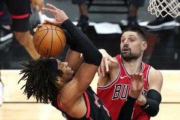 Défaite des Raptors 114-102 contre les Bulls)