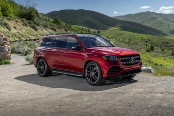 Banc d'essai – Mercedes-Benz GLS: surenchère