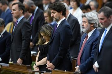 Écrasement en Iran: la Chambre rend hommage aux victimes du volPS752