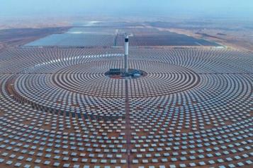 Panne d'énergie renouvelable en Afrique)