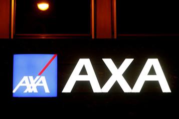L'assureur Axa dévoile un bénéfice en baisse )