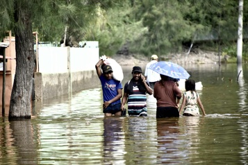 Un nouveau cyclone attendu en Indonésie)