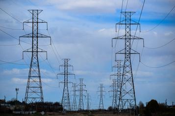 Hydro-Québec Ligne d'électricité Appalaches-Maine pour l'exportation autorisée par Québec)