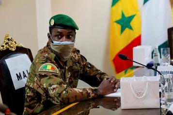 Nouveau président du Mali Le colonel Assimi Goïta assure que le Mali tiendra tous ses engagements)
