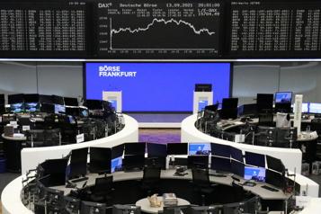 Les Boursesterminent sans direction claire en Europe)