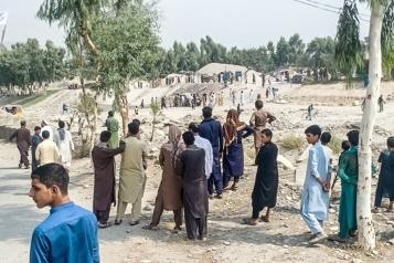 Afghanistan L'EI revendique des attaques contre les talibans à Jalalabad )