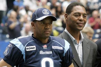 L'ancien des Argonauts Damon Allen espère lancer sa carrière d'entraîneur)