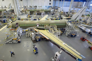 Airbus va augmenter ses cadences de production)