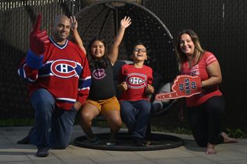 Le hockey, bénéfique pour les élèves)