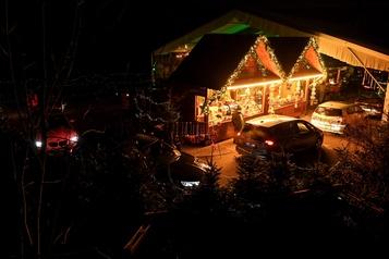 En Allemagne, des marchés de Noël fermés, mais ouverts quand même)
