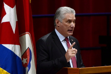 Cuba et Russie veulent renforcer leur «association stratégique»)
