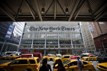Le New York Times a franchi le seuil des 5 millions d'abonnés