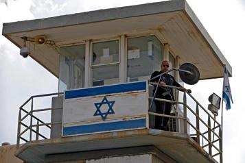 La grande évasion palestinienne Les évadés palestiniens ont creusé durant 10mois sans se faire repérer)