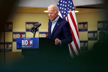 La famille de Joe Biden ne fera pas d'affaires à l'étranger s'il est élu président