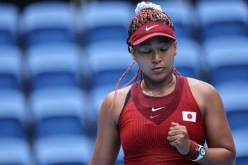 Tennis Naomi Osaka passe facilement aux huitièmes de finale)