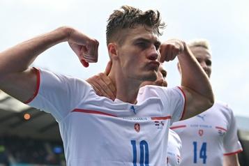 Euro2020 Match nul de 1-1 entre la Croatie et la République tchèque)