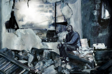 L'œuvre immersive The Hangman at Home primée à la Mostra)